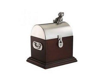 Teddy Bear Coin Box