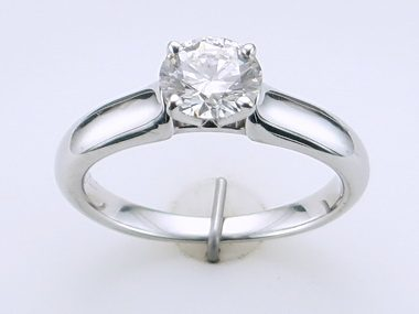 1.02 Ct Engagement Ring