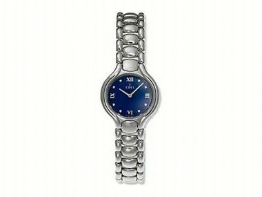 Ladies Beluga Diamond Blue Dial