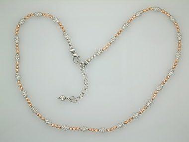 Mars & Gothic Necklace