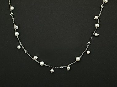 18KT Pearl Necklace