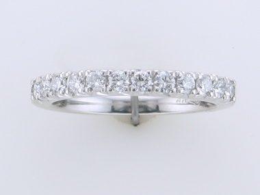 0.51 cts Diamond Band