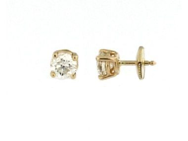 0.80 ctw Diamond Studs