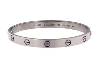 Cartier Love Bangle Bracelet