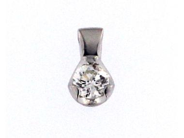 1.02 ct Diamond Pendant