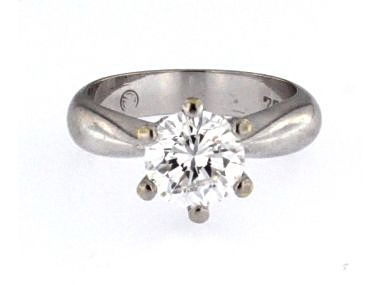 1.59 ct Engagement Ring