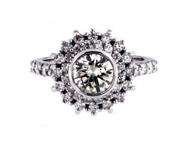 2.10 ctw Diamond Ring