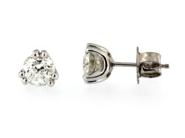 1.48 ctw Diamond Studs