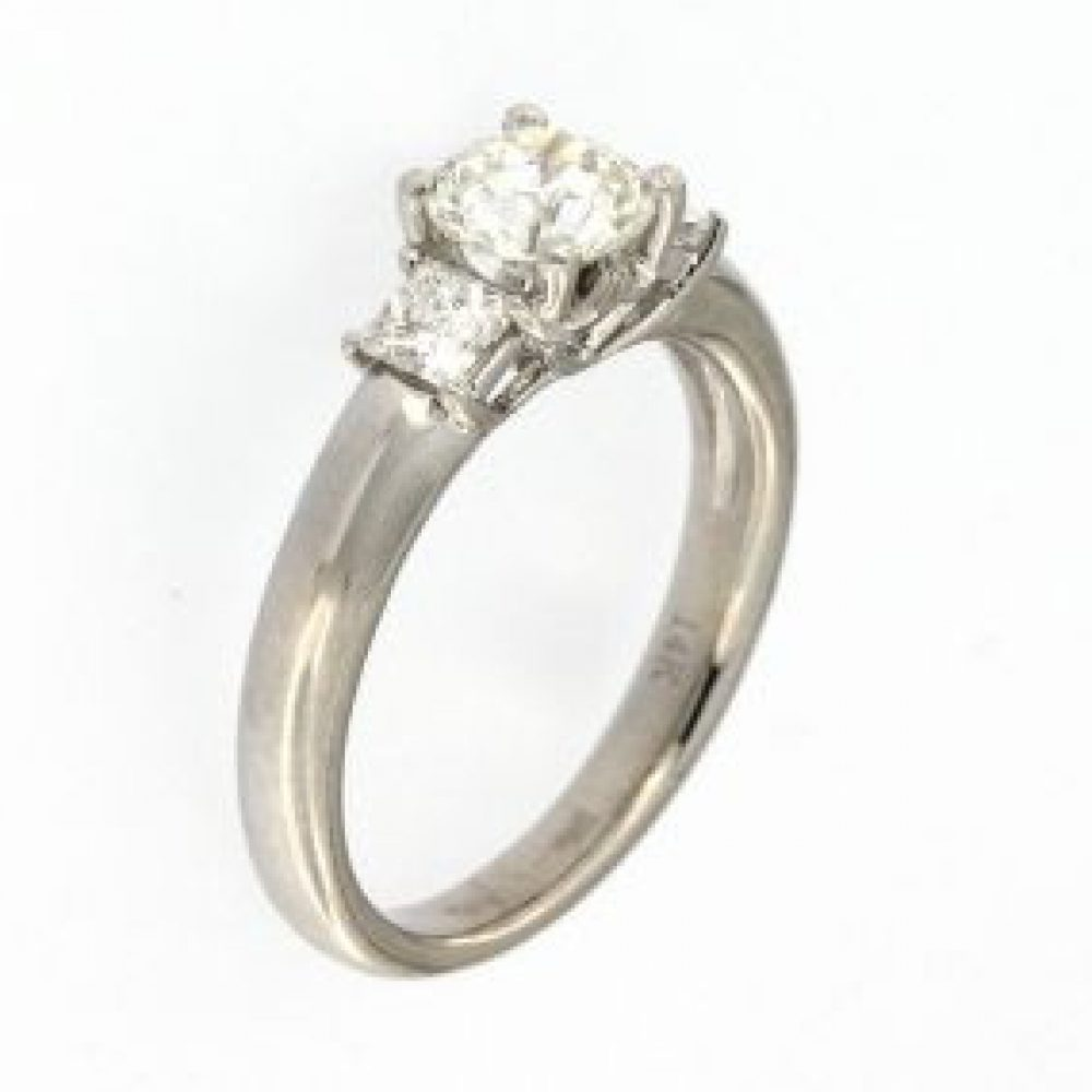 1.20 ctw Engagement Ring