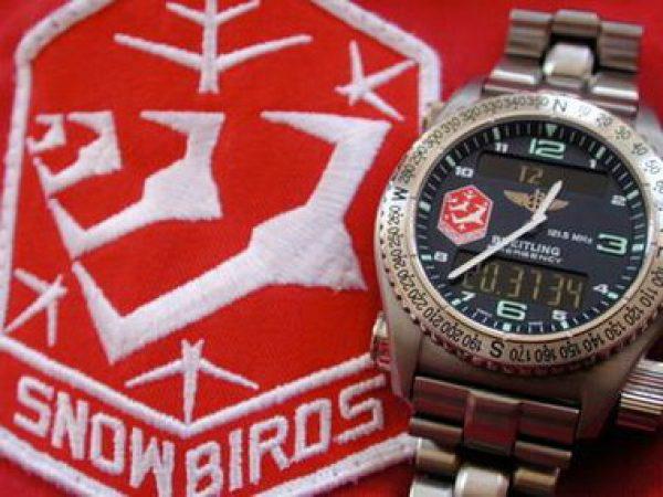 Breitling Emergency Snowbirds SE