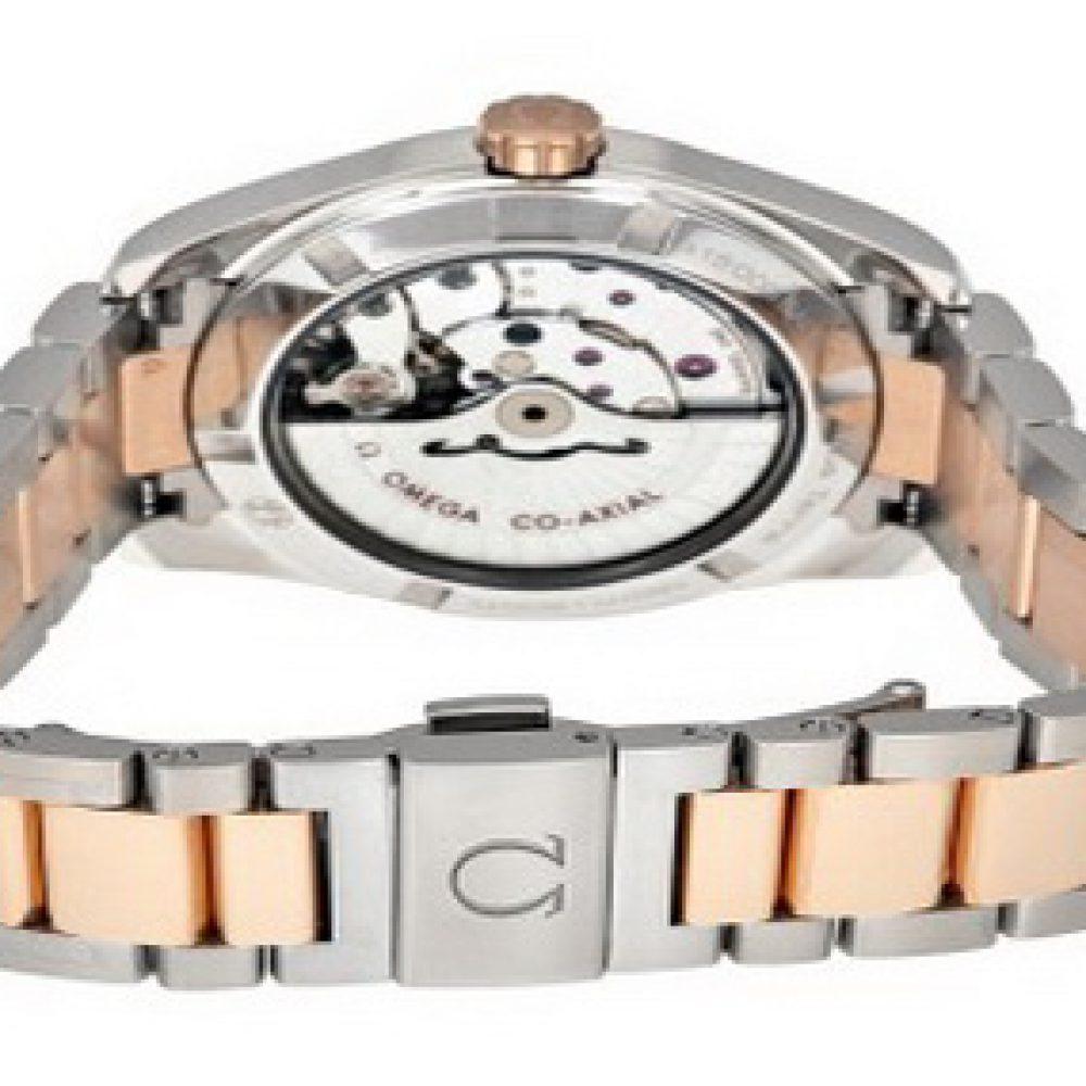 Omega Seamaster Two Tone Chronometer