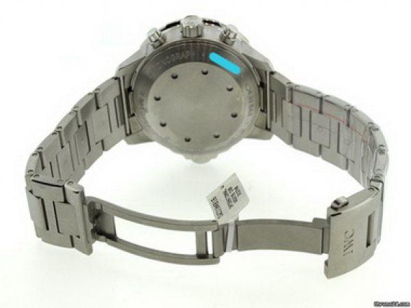 IWC Schaffhausen Aquatimer Chronograph
