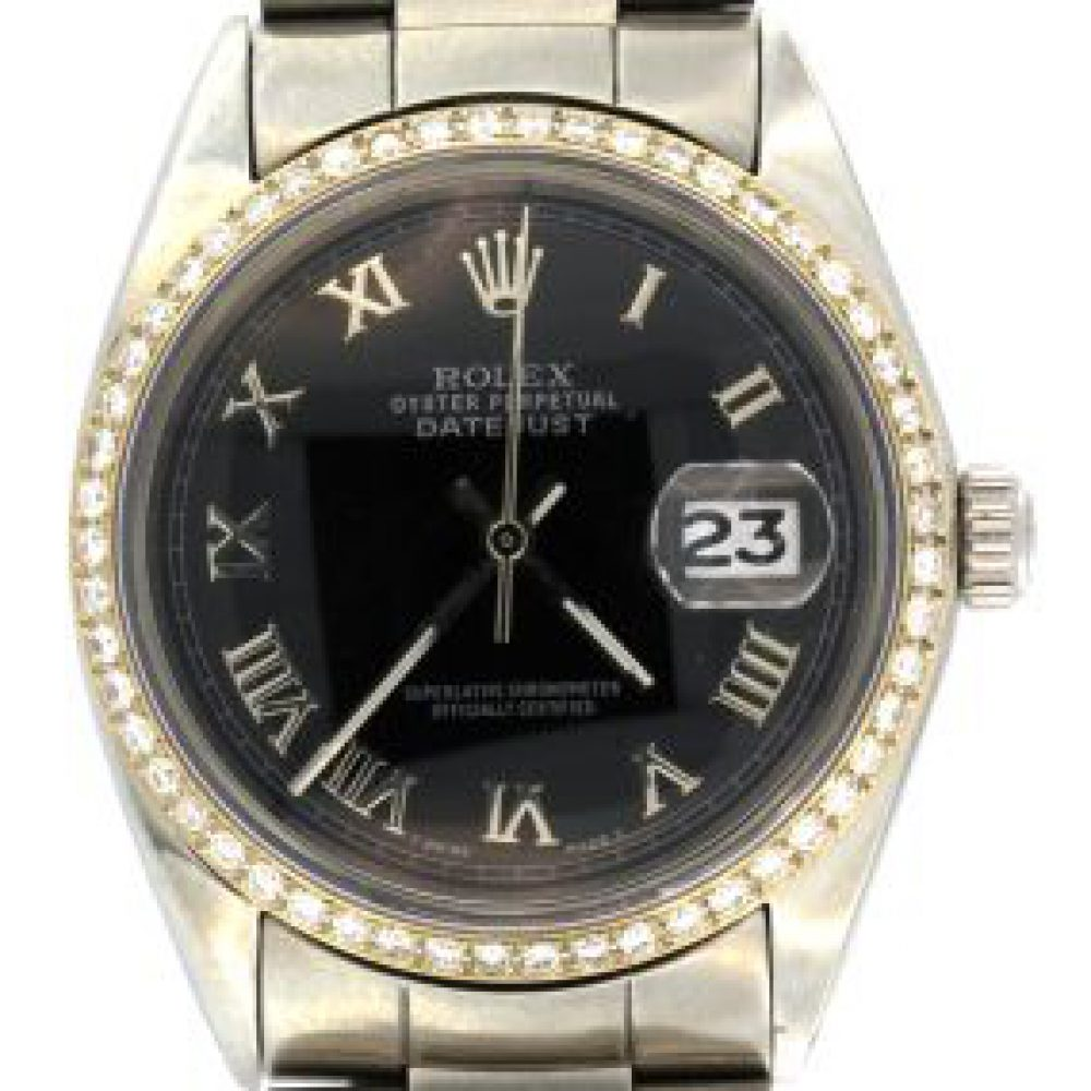 Diamond Bezel Rolex