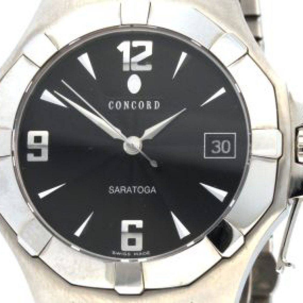 Concord Saratoga Quartz Watch