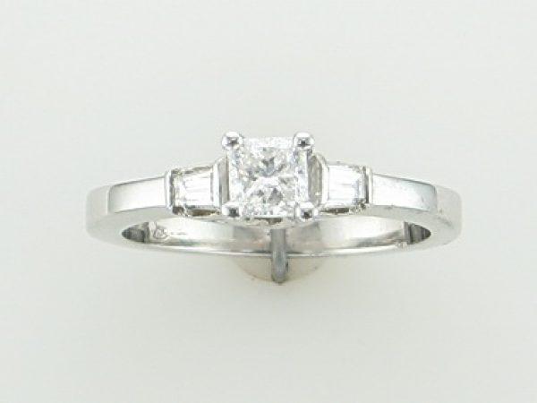 .56ctw Diamond Engagement Ring