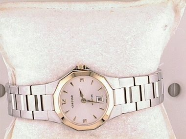 Ladies Concord Two Tone Mariner