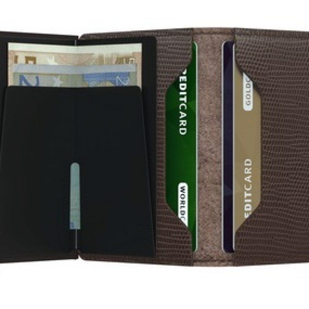 Rango Brown Secrid Wallet