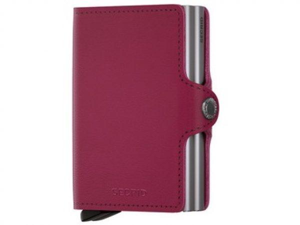 Fuchsia Twin Wallet