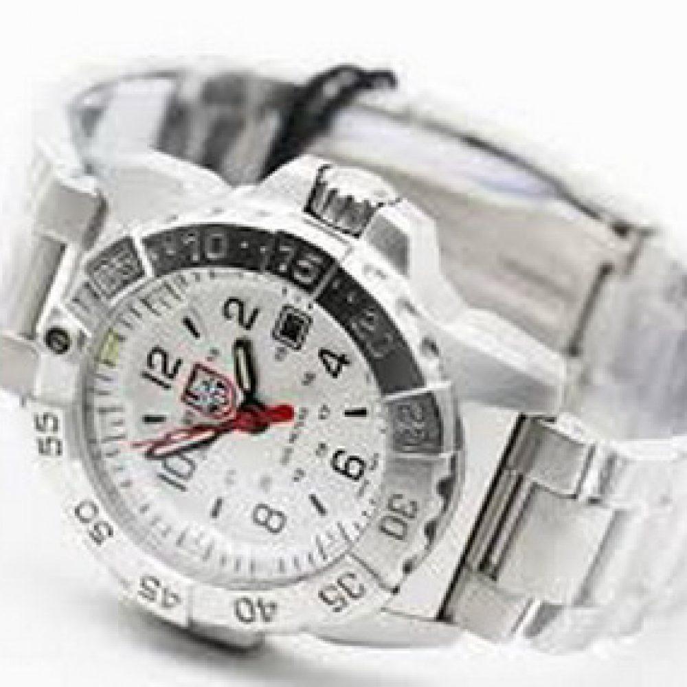Luminox Navy Seal Quartz Steel Watch