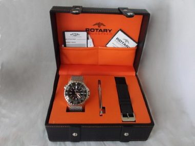 Rotary Aquaspeed Watch