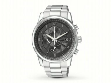 Gents Eco-drive Chronograph Watch