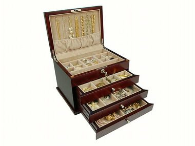 Genevieve Jewellery Chest