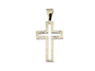 Modern Silver Cross