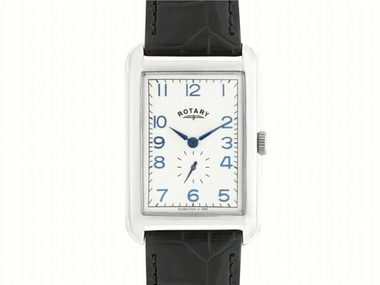 Rectangular Dial Quartz Watch