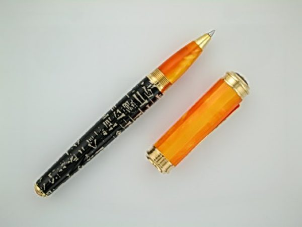 Signum orange Sumer Carina pen