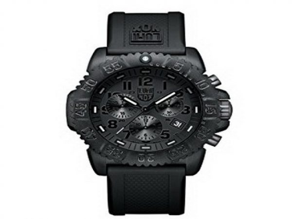 Blacked Out Navy Seal