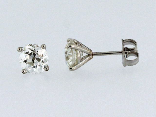 1.83 ctw Diamond Studs