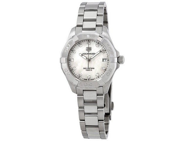 Tag Heuer Ladies Aquaracer Quartz Watch