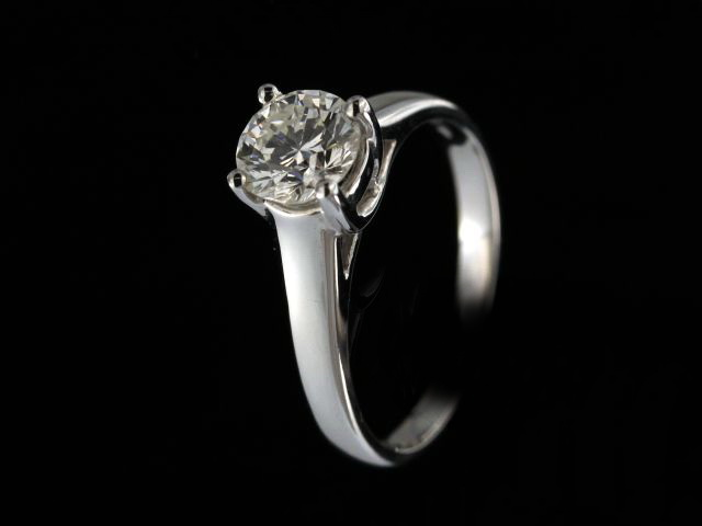1.03 ct Engagement Ring