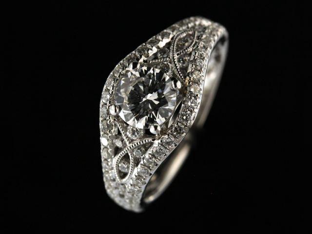 1.33 CTW Diamond ring