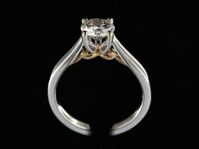 1.05ct Solitaire Engagement Ring