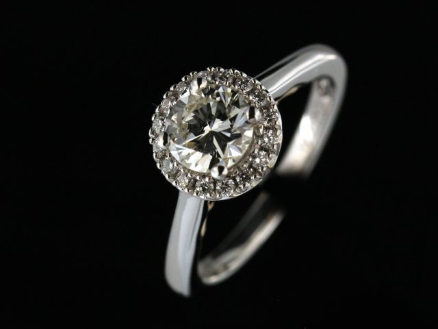 14KT Engagement Ring