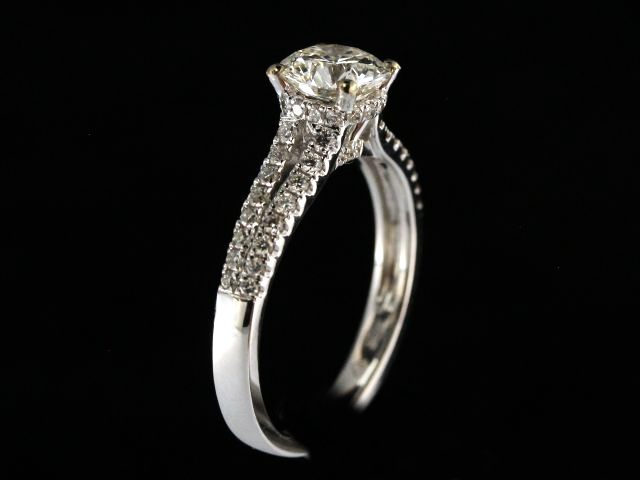 1.01 ct Engagement Ring