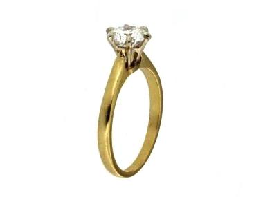 0.90 ct Engagement Ring
