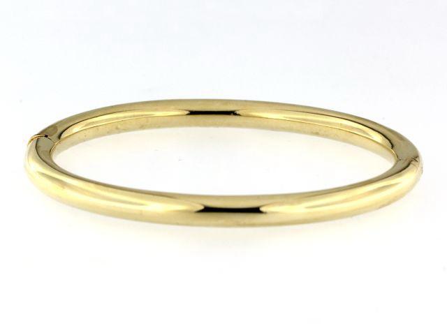 Birks Gold Bangle