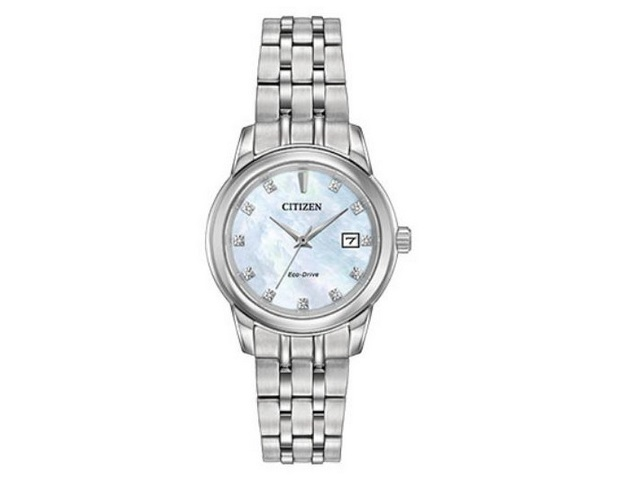 Ladies Diamond Eco Drive