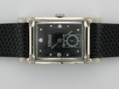 14kt White Gold Gruen Watch