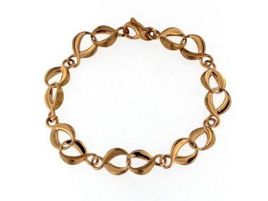 18KT Rose Gold Bracelet