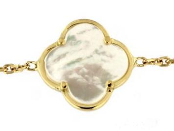 Quatrefoil Bracelet