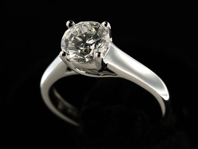 1.43 ct Solitaire Ring
