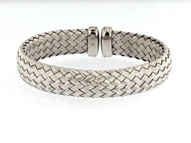Woven Cuff Bracelet