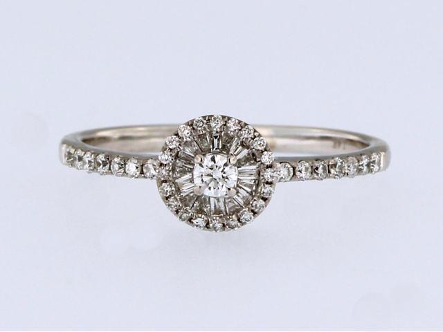 0.30 ctw Diamond Ring