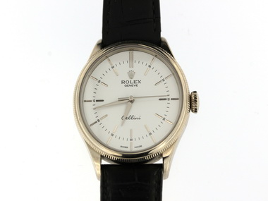 Rolex Cellini 18K Automatic Men's Watch