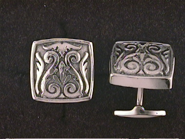 Titanium Heritage Cufflinks