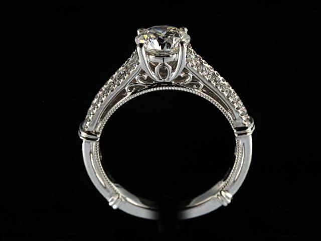 1.67 ctw Engagement Ring