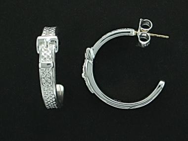 Buckle Earrings